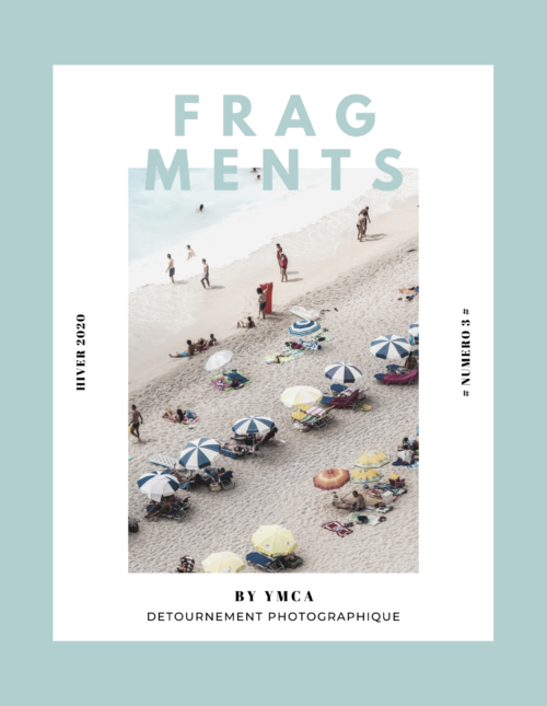 Couverture Fragments n°3 magaki boutique