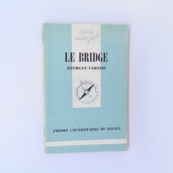 Le Bridge – Que sais-je ?